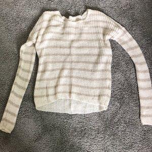 Hollister long sleeve sweater